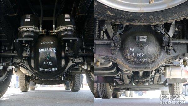 江淮格尔发A5L与柳汽新乘龙M3,公路中短途砂石运输你选谁?