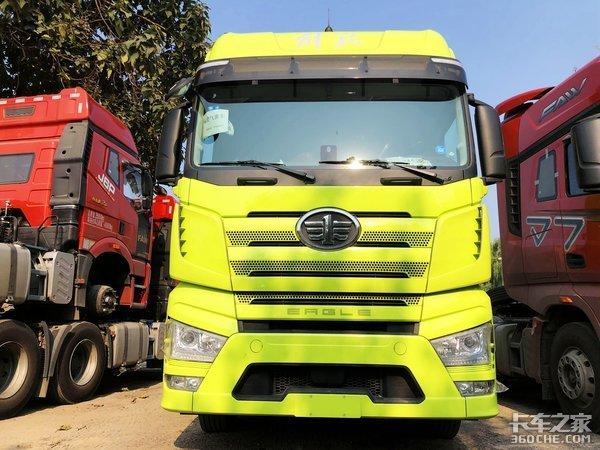 国产高端旗舰卡车该有啥配置?新一代解放J7给你答案