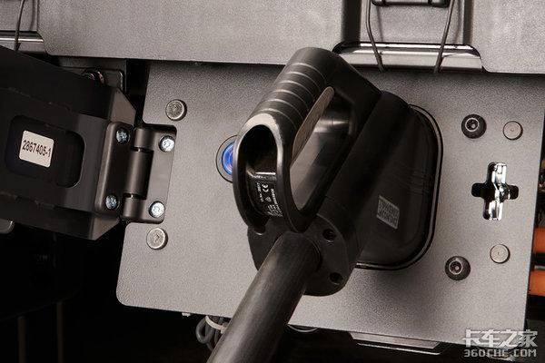 车市速看:可充电的混动重卡斯堪尼亚360马力插混重卡来了!