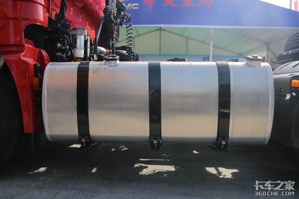 550马力自主三大件这款华菱汉马H9旗舰车型咋样