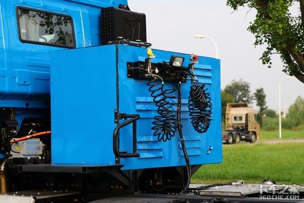 另辟蹊径还是病急乱投医联合卡车的油电混动到底行不行?