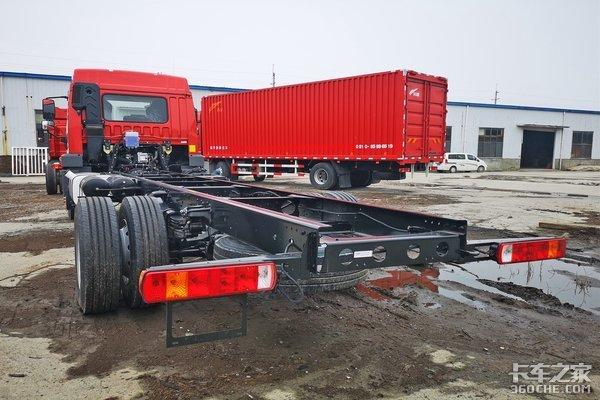 不到18万买国六6米8货车这款220马力的解放龙V心动吗