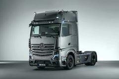 梅赛德斯-奔驰卡车创新技术与产品亮相