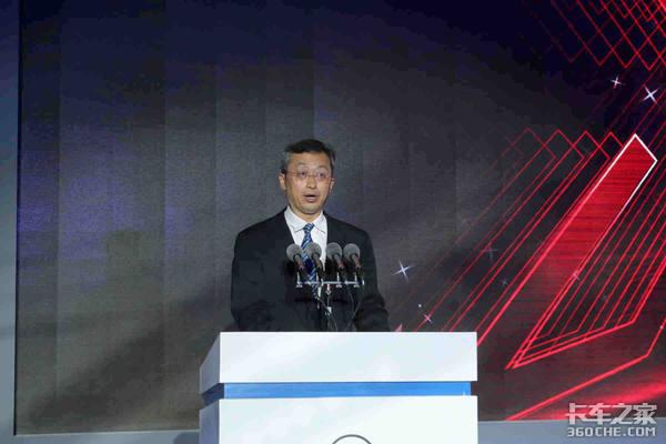 超高品质与国际接轨福田携手康明斯采埃孚共同推出X超级动力链!