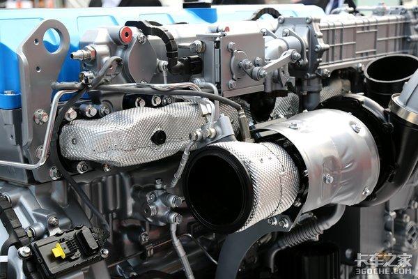 车用柴油机热效率超过50%潍柴这台发动机有哪些独特的技术?