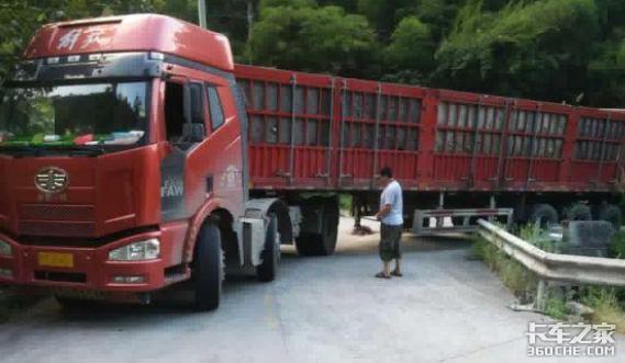 货车刹车失灵常见原因分析,关键时刻该如何自救?