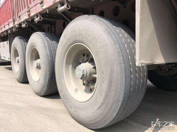 单胎挂车运钢材有优势?卡友:减重省油