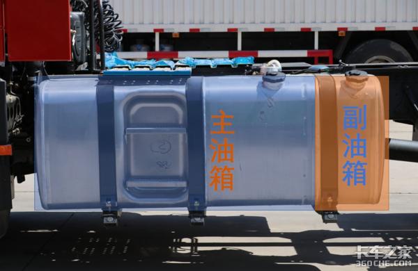 防止柴油结蜡还省油双腔油箱必不可少