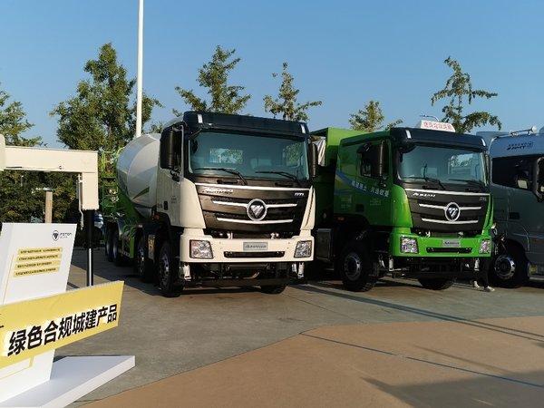城建用车行业标准创领者欧曼法规城建产品全勤实力助推北京绿色建设