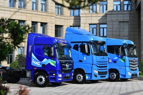 15L最大550马力康明斯发布12升、15升国六天然气发动机