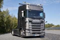 传拓集团与图森未来携手 共研智能卡车