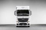 奔驰推Actros F牵引车 凸底板驾驶室 直接对手将是FM和斯堪尼亚G
