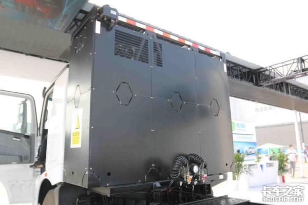 继电动牵引车之后北奔再度推出纯电动自卸车这是要干啥?
