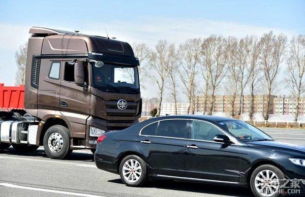 货车司机必须牢记的5条驾驶经验,最后一个能做到的人不多
