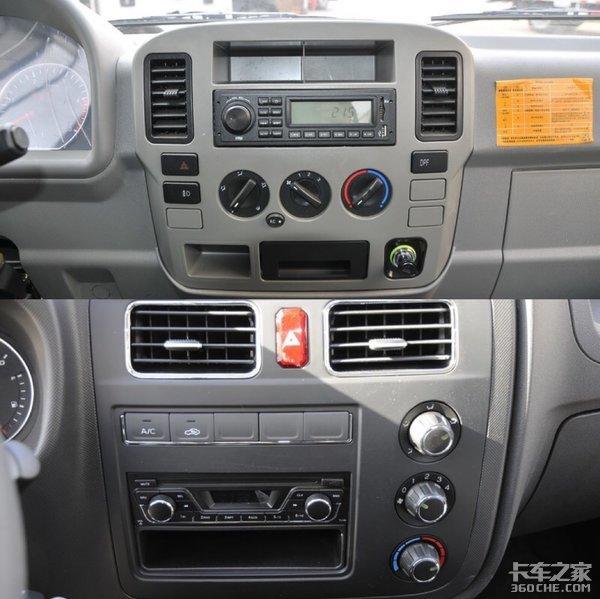 """解放红塔霸铃和江淮康铃X5,选择传统微卡还是""""轿车化""""微卡?"""