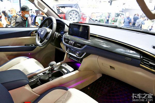 预售12.98万起外观更霸气匹配四驱系统福田大将军皮卡首次公开亮相