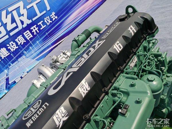 国产柴油机再添一猛兽锡柴16L发动机到底有什么用?
