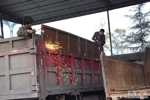 重庆:车商销售非法改装车并违规上户