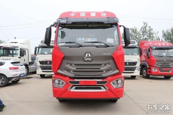 4款自重轻、小马力牵引车推荐,200公里内短途运输你选谁?