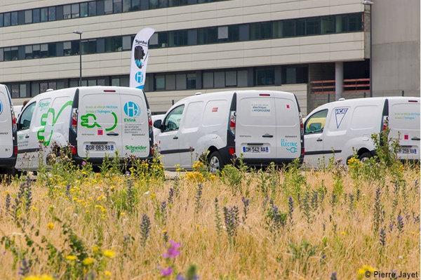 又一大佬入局 法国标致研发氢能源卡车