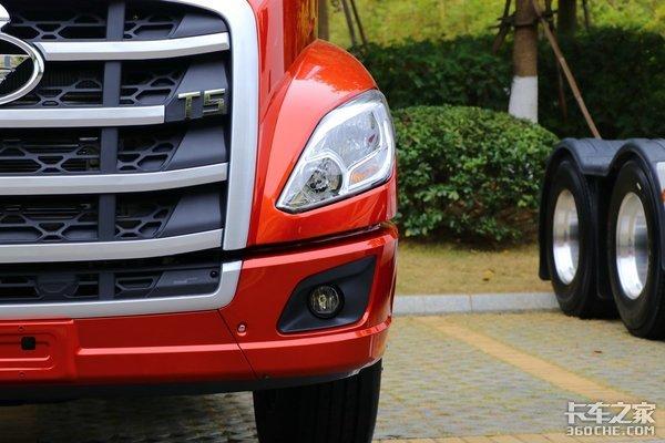 安全舒适动力可靠乘龙T5国六牵引车您会考虑吗?