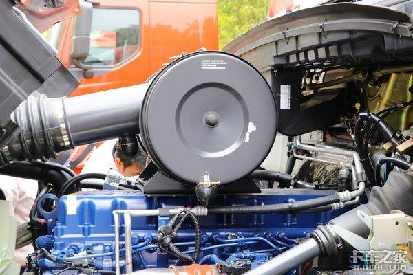 安全可靠的大氣長頭乘龍T5牽引車圖解