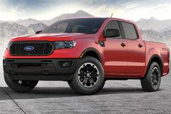 颜值升级 福特Ranger STX 特别版亮相