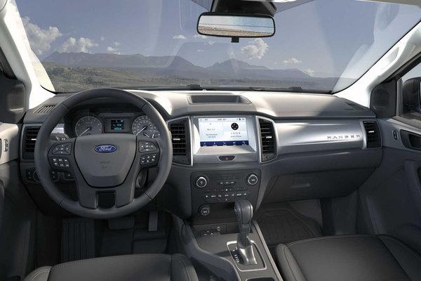颜值升级豪华感更强福特RangerSTX特别版亮相