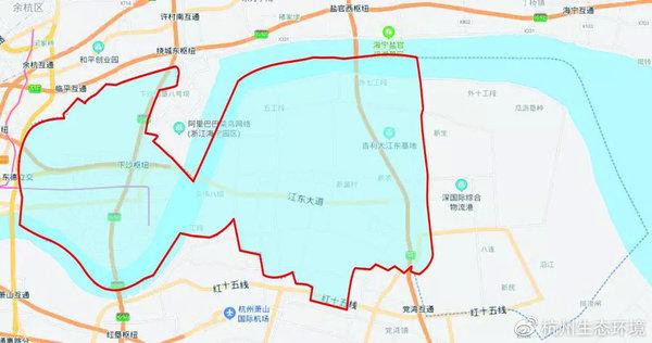 杭州卡友请注意!国三车限行区域有调整