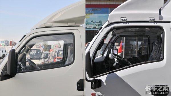 飞碟缔途和跃进福运,柴油或汽油,10万元内两款载货车你选谁?