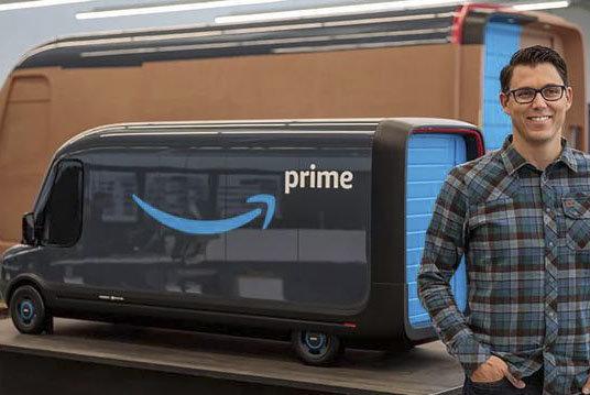 竞争激烈 亚马逊联手Rivian推电动货车