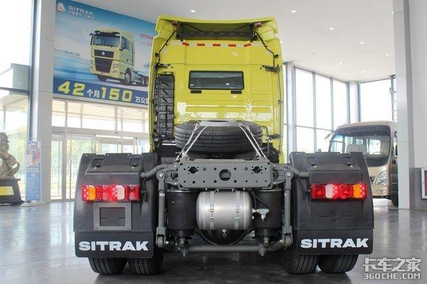 500马力以上AMT牵引车盘点这五款有你中意的吗?
