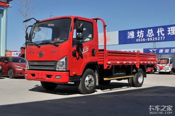 备货季火热进行中解放多款车超值优惠在线询价线下试车