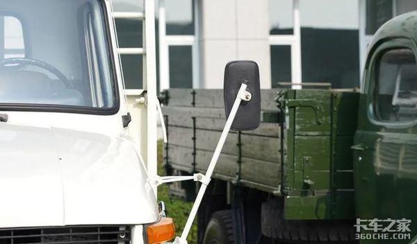 解放CA141:一代经典中国长头卡车辉煌时期的代表