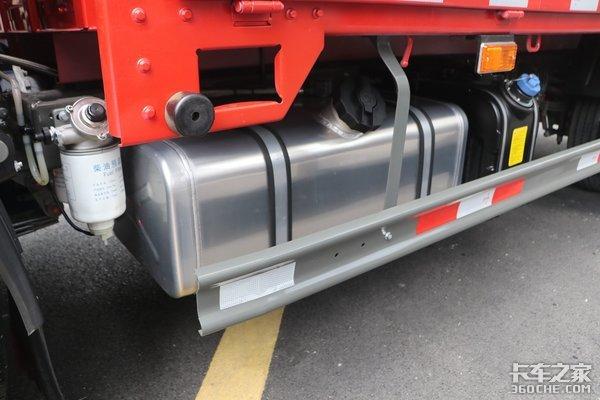 130马力配AMT变速箱还是国六排放图解蓝牌轻卡重汽瑞狮