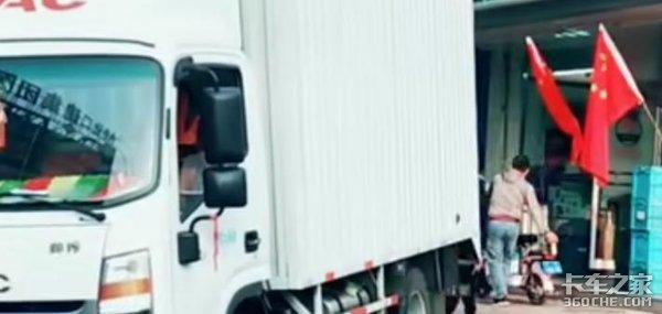货车司机和普通人的假期有啥不一样?这几个卡友告诉你
