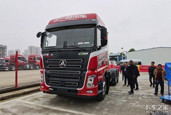 自重仅8.5吨三一国六燃气车正义版来了