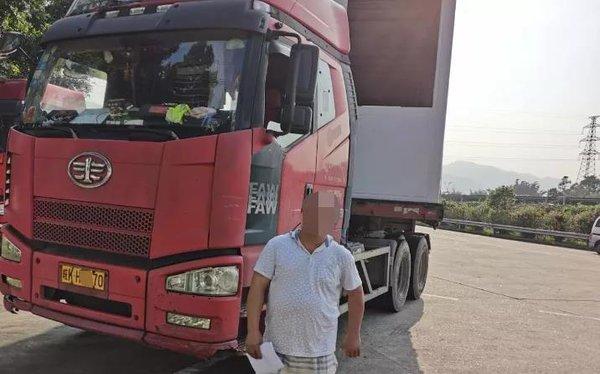 20米超长货车闯高速被罚款6650!司机因脸上多了一颗痣要拘留20天