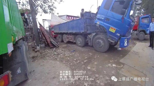动真格!河南驻马店一货车非法改装窝点被查
