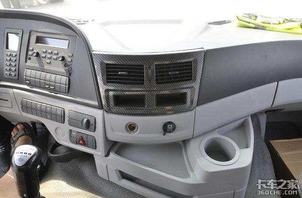 潍柴动力+轻量化底盘,煤炭运输首选,实拍欧曼GTL质享版重卡