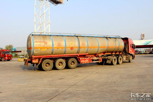 不合格将清退!舟山11月30日前将复核危化品运输企业资质