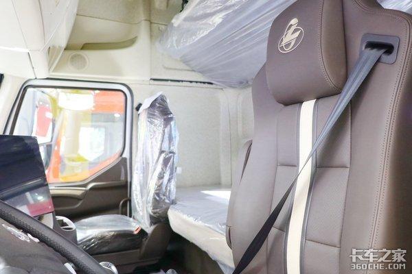 配备自动挡和空气悬架这款舒适性十足的乘龙T7长头你会买吗