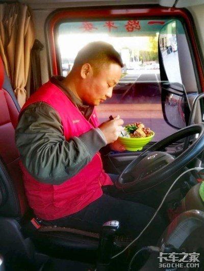 卡车司机龙兵:提出这三点建议说了卡车司机的心声