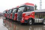 三一重卡 卡车传递爱交车仪式圆满成功
