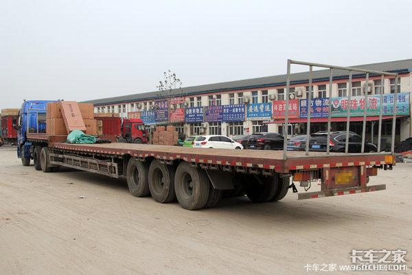 严查这5类车十堰专项整治货车非法改装