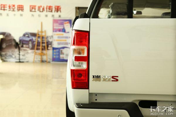 实力均衡可在北京上牌静态体验江西五十铃瑞迈S