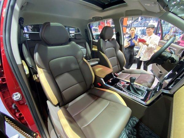 有里子更有面子江淮新皮卡让我打消了买SUV的念头