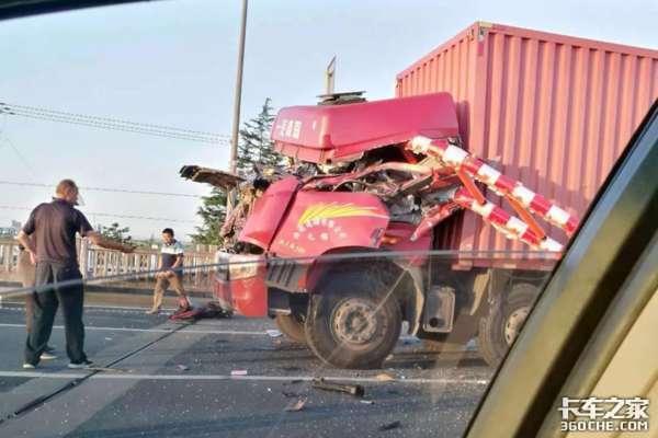 让卡车司机憎恨的违规限高杆何时能消失