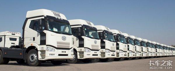 打破产业垄断中国卡车真正改变了世界