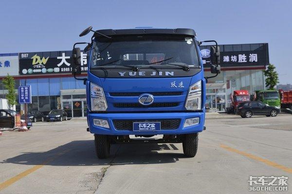 116马力发动机配8档变速箱这台开拓X500工程小自卸太能装了